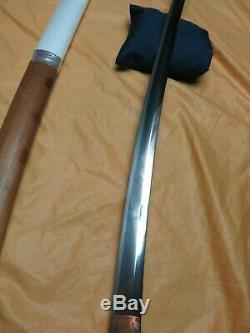 1300 Kamakura antique sword Katana Samurai Japanese Tachi tsuba zoroi Kabuto