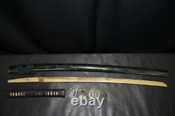 (AF-17) Long Koshirae Total Length 123.5cm (48.6inch) of KATANA Edo