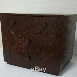 Antique Japanese chest of drawers Japan retro antique popular beautiful EMS F/S