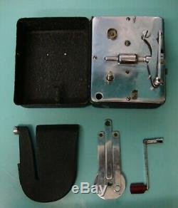 Antique Mikky phone original Japanese Gramophone fully working motor No soundbox