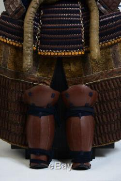 Early 20th Century, Showa, A Set of Antique Japanese Samurai Armor