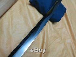 Fuyuhiro O shuriagi Katana antique sword Samurai Japanese Tachi tsuba Signed