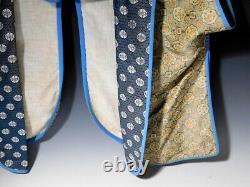 JINBAORI KAMON Old Samurai Military Costume Japanese Yoroi Kabuto Armor Vintage