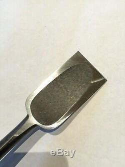 Japanese Slick ChiselOLDtsuki Nomi48Antique Wood Tool(Plane Saw Hammer)