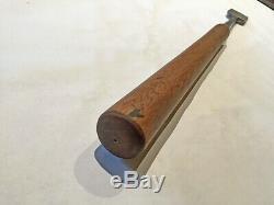 Japanese Timber Framing Slick Chiseltsuki Nomi48mm Wd. Antique Wood Tool