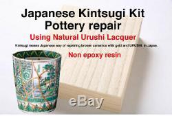 Kintsugi KitNatural Japanese Urushi for KintsugiMade in JAPAN