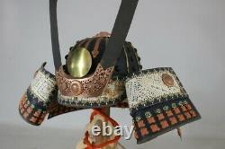 MUNATORI YOKOHAGI 2 Plates Dou GUSOKU YOROI (armor) 16.5 × 28.3 × 63.8
