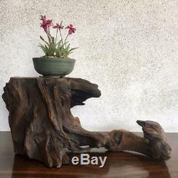 Shikiita Kadai Sado Wood Stand Display Japanese Japan S105