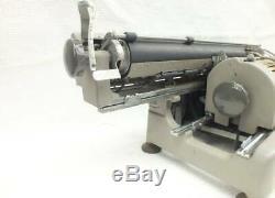 TOSHIBA Japanese old typewriter wabun kanji vintage type japan antique BW1182