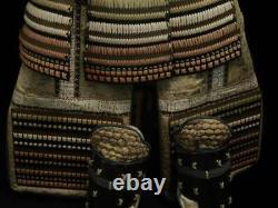 Vintage Japanese Samurai Armor Helmet Yoroi