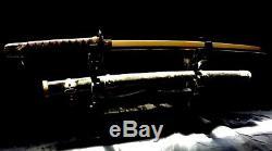 WW2 Japan Naval KAIGUNTO SHINTO Blade Signed Family Blade TADAYOSHI'