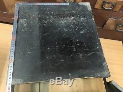 Y0844 TANSU Chest of Drawers Meiji storage interior Japanese antique Japan